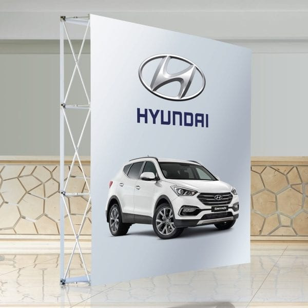 Banner Walls Standard - Single Sided - Indoor - Banner Walls