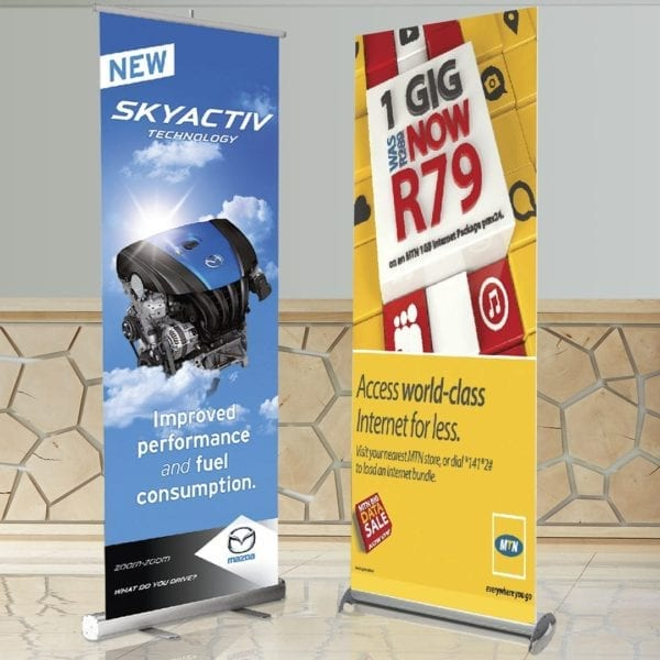 Pull Up Banner Econo - Indoor - Banners