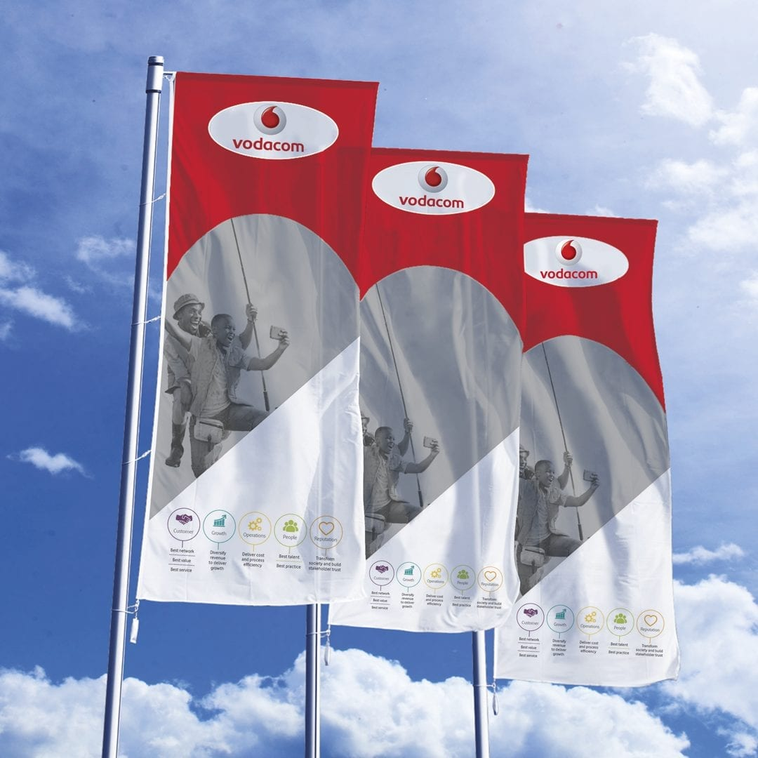Corporate Flag - Flags - Corporate Flags