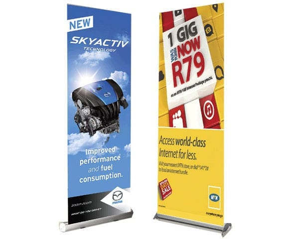 Pull Up Banner Econo - PDC/G/N2T-Q8CTJ - Branding & Eventing - iDisplay.co.za