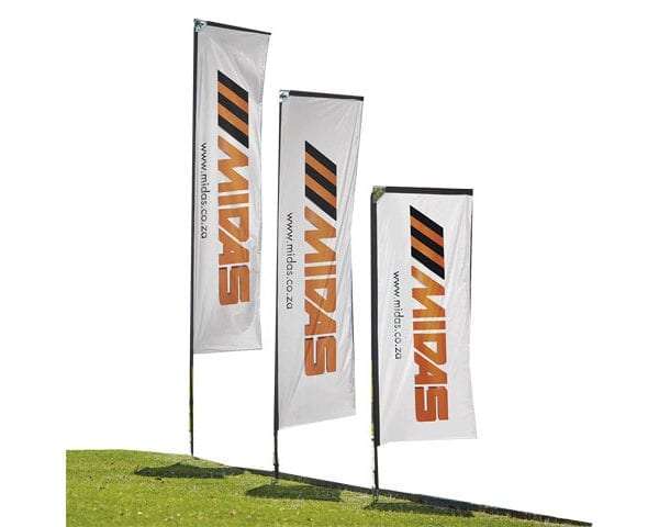 Telescopic Banners Econo - PDC/G/F6B-6R2HM - Branding & Eventing - iDisplay.co.za
