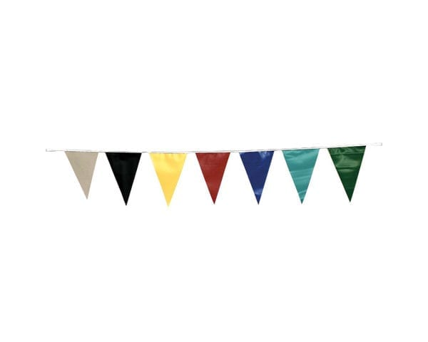 Pvc Pennants - Plain - PDC/G/4PO-4I02P - Branding & Eventing - iDisplay.co.za